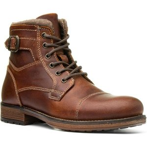 Red Tape Hawthorne Mens Brown Lace Up Boot 58640 Mens Footwear