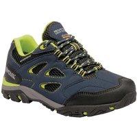 Regatta Boys Holcombe Low Jnr In Navy 802099 Childrens Footwear