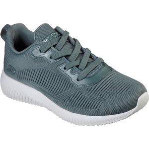 Skechers Bobs Sport Squad Tough Talk Trainer 840103 Womens Footwear