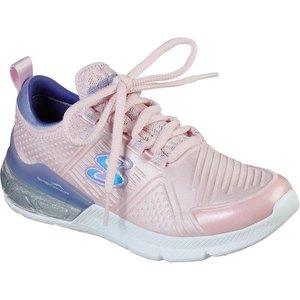Skechers Girls Skech-air Sparkle In Pink 802039 Childrens Footwear