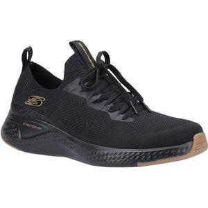 Skechers Mens Solar Fuse-valedge In Black 830022 Mens Footwear