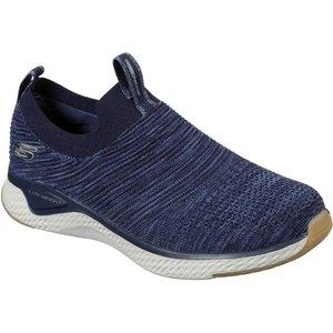 Skechers Solar Fuse Slip On In Blue 830005 Mens Footwear