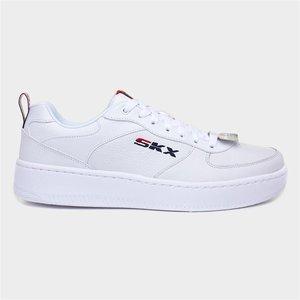 Skechers Sport Court 92 Mens Shoe In White 52069 Mens Footwear