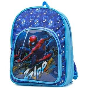 Spiderman Kids Blue Backpack 90342 Bags
