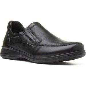 Sterling And Hunt Mens Black Slip On Formal Shoe 52347 Mens Footwear