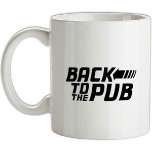 Chargrilled Back To The Pub Mug. G0backtothepub Novelty T Shirts