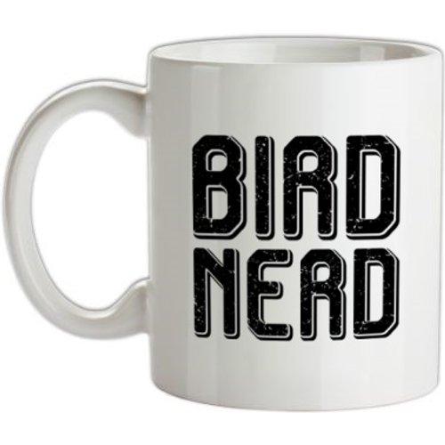 Chargrilled Bird Nerd Mug. G0birdnerd Novelty T Shirts
