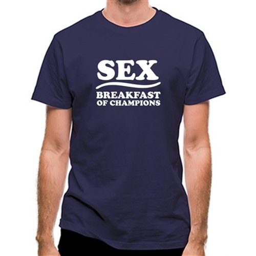 Chargrilled Sex Breakfast Of Champions Classic Fit. C0sexbreakfastofchampions Novelty T Shirts
