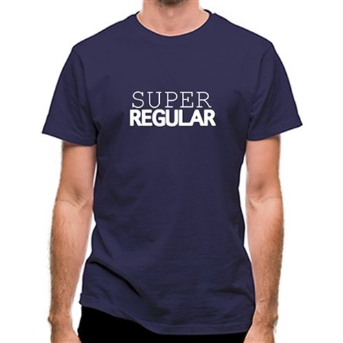 Chargrilled Super Regular Classic Fit. C0superregular Novelty T Shirts