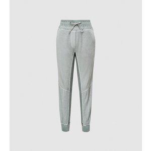 Reiss Adrianna - Paneled Loungewear Joggers In Mint, Womens, Size 16 Grey Reiss26808653016, Grey