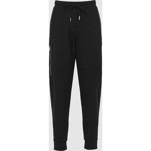 Reiss Angelina - Jersey Loungewear Joggers In Black, Womens, Size L Reiss45717120003, Black