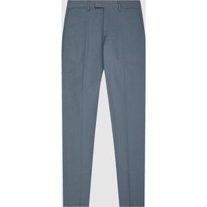 Reiss Eastbury Slim - Slim Fit Chinos In Airforce Blue, Mens, Size 38l Reiss22603533149, Airforce Blue