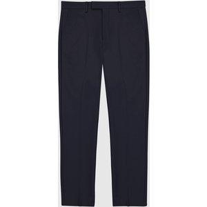 Reiss Eastbury Slim - Slim Fit Chinos In Navy, Mens, Size 32s Blue Reiss22505330134, Blue