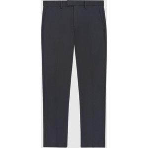 Reiss Eastbury Slim - Slim Fit Chinos In Steel Blue, Mens, Size 34 Reiss22703721034, Blue