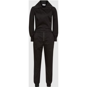 Reiss Ellis - Utility Jumpsuit In Black, Womens, Size 16 Reiss33703120016, Black
