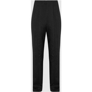 Reiss Luisa - Wide Leg Tailored Trousers In Black, Womens, Size 10 Reiss25705120010, Black