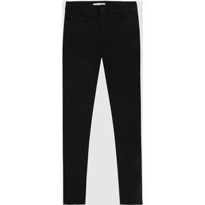 Reiss Lux - Mid Rise Skinny Jeans In Black, Womens, Size 26 Reiss20300920026, Black