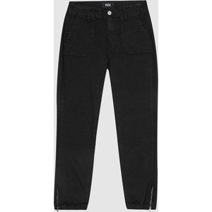Reiss Mayslie - Paige High Stretch Denim Joggers In Black, Womens, Size 24 Reiss26911420524, Black