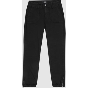 Reiss Mayslie - Paige High Stretch Denim Joggers In Black, Womens, Size 29 Reiss26911420529, Black