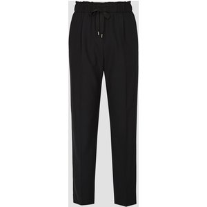 Reiss Perry - Formal Joggers In Black, Womens, Size 4 Reiss26604120004, Black