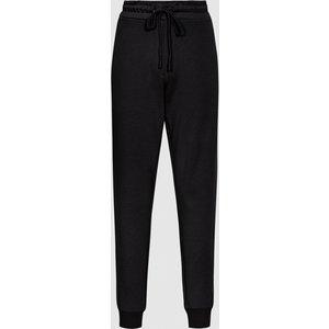 Reiss Salma - Loungewear Joggers With Zip Detail In Black, Womens, Size M Reiss86900320002, Black