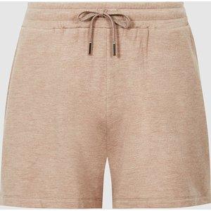 Reiss Suzy - Brushed Loungewear Shorts In Camel, Womens, Size Xs Reiss86806613000, Camel