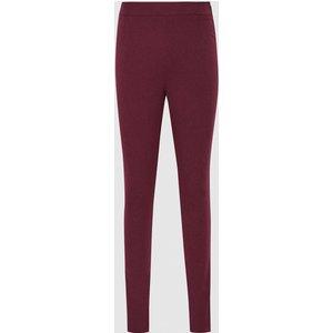 Reiss Tyne - Skinny Trousers In Bordeaux, Womens, Size 6 Dark Red Reiss26709064006, Dark Red