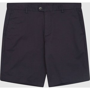 Reiss Wicket - Casual Chino Shorts In Navy, Mens, Size 38 Reiss24600230038, Navy