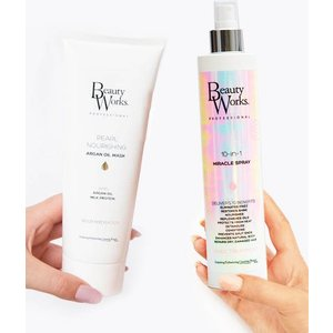 10-in-1 Miracle Spray 250ml And Pearl Nourishing Mask 250ml Bundle Beauty Works Online Hc 10pnm Bun