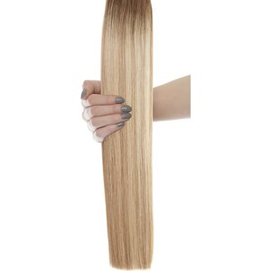 18 Gold Double Weft - Calabasas Beauty Works Online Gold 18 Cal