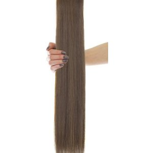 20 Gold Double Weft - Ashed Brown Beauty Works Online Gold 20 Abr