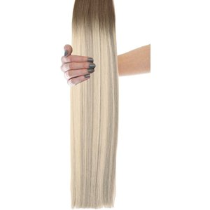 20 Gold Double Weft - Scandinavian Blonde Beauty Works Online Gold 20 Scb