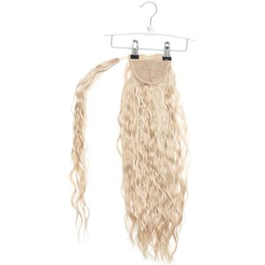 20 Invisi®-ponytail Beach Wave - Champagne Blonde Beauty Works Online Ipbw 20 Chb