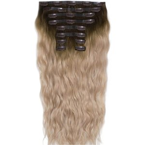 22 Beach Wave Double Hair Set - High Contrast Warm Beauty Works Online Beach 22 Hcw