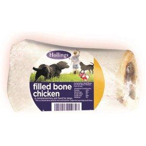 Hollings Filled Bones Dog Treats Chicken