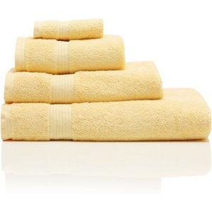 M&co Cotton Bath Sheet  - Yellow 404019800600493, Yellow