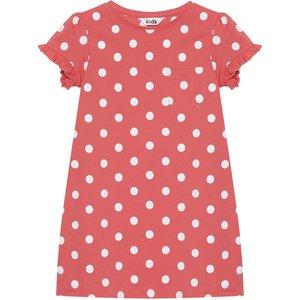 M&co Jersey Dress (9mths-5yrs)  - Pink 302941701300319, Pink