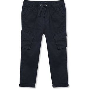 M&co Kids Young Boys Cargo Trousers (9mths-5yrs - Navy 302548901030286, Navy