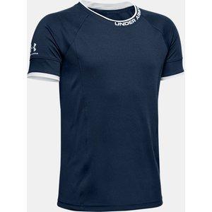 Under Armour Boys' Ua Challenger Iii Training Shirt Navy 192810729445, Navy