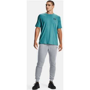Under Armour Men's Ua Sportstyle Left Chest Short Sleeve Shirt Blue 194513891627, Blue