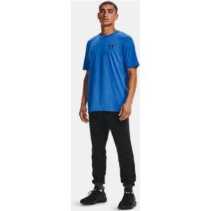 Under Armour Men's Ua Sportstyle Left Chest Short Sleeve Shirt Blue 194513887453, Blue