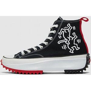 Converse Keith Haring Run Star Hike Hi Sneaker 4056558103 Mens Footwear