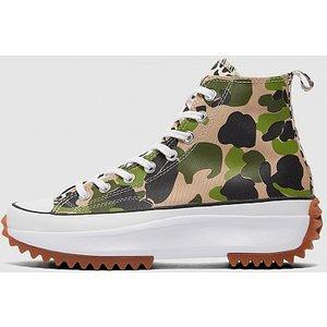 Converse Run Star Hike Archive Gone Wild Hi Camo Sneaker 4056560101 Mens Footwear