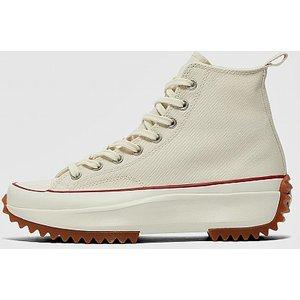 Converse Run Star Hike Hi Parchment Sneaker 4056562111 Mens Footwear