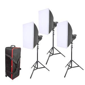 Pixapro 60w Daylite60d Mkii Led Three Head Kit