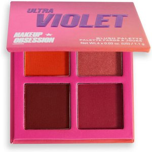 Discover Makeup Obsession Makeup Obsession Blush Crush Palette Ultra Violet  1466592 Cosmetics & Skincare
