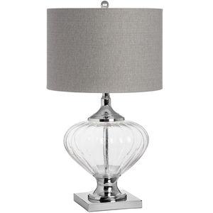 Hill Interiors Verona Glass Table Lamp