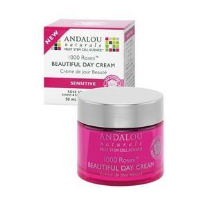 Andalou Naturals 1000 Roses Beautiful Cream - Day Personal Care