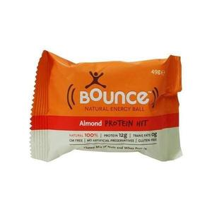 Bounce Almond 'protein Hit' 49g - 12 Snack Bars