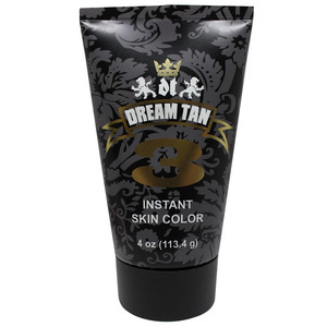Dream Tan Instant Skin Color Bronze, #3 - 133g Bodybuilding, Powerbody